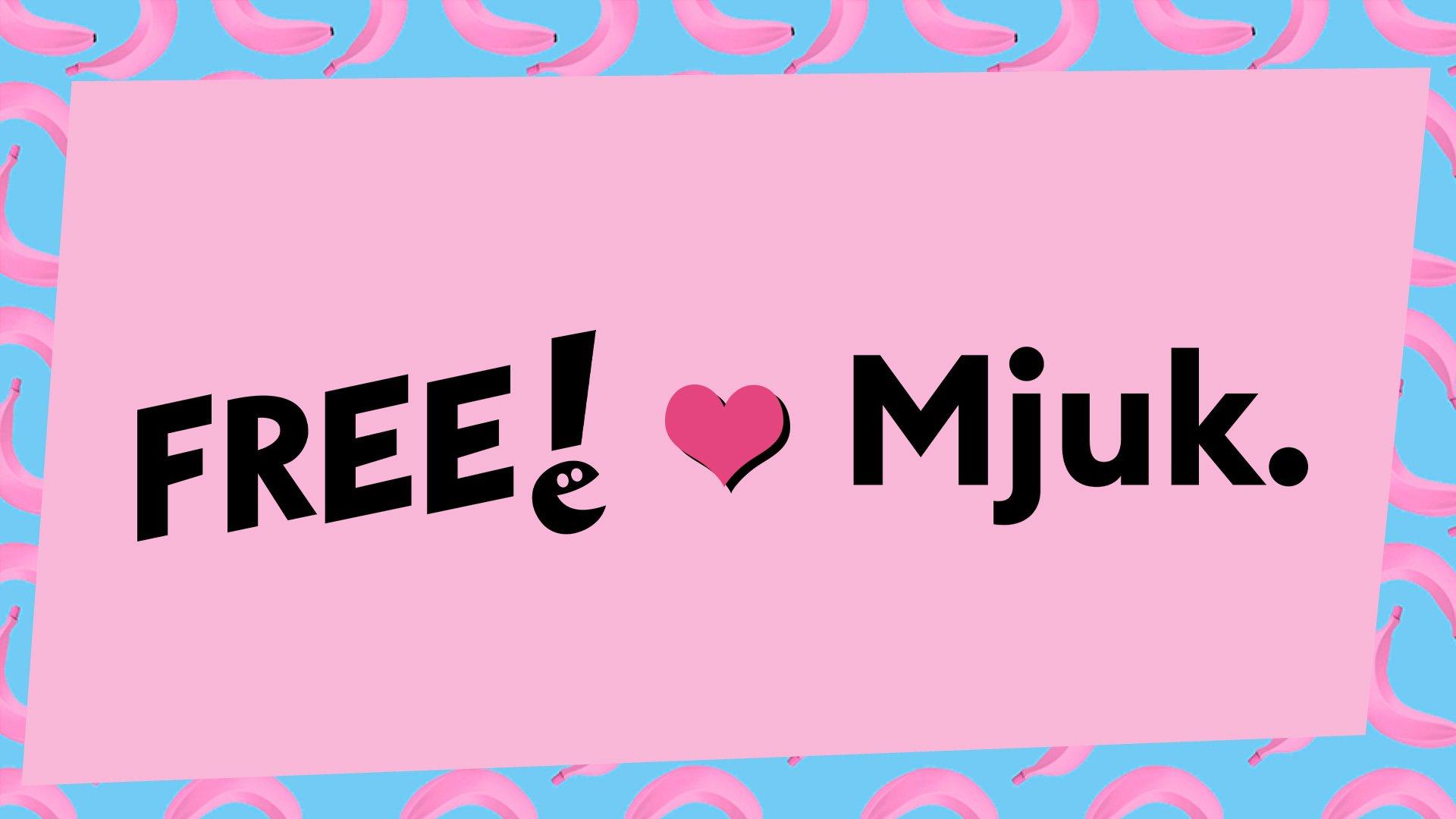 FREE! Mjuk